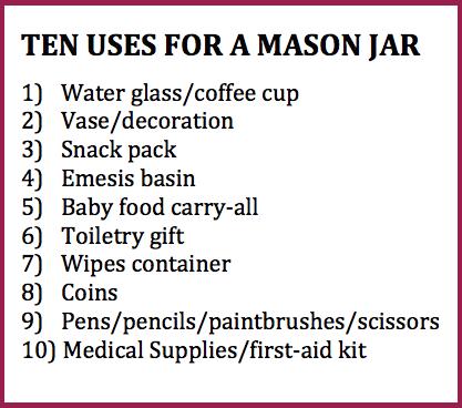 10 mason list