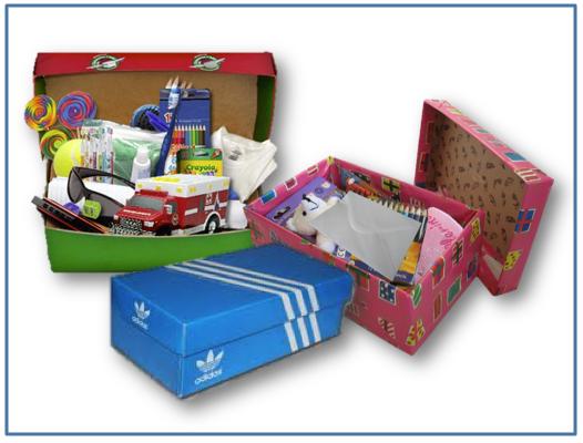 Shoebox Image